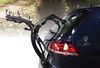 Saris Bones EX 3 Bike Rack - Trunk Mount - Adjustable Arms Fits Most Factory Spoilers SA803