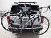 Saris Bones 2 Bike Rack - Trunk Mount - Adjustable Arms 6 Straps SA805BL
