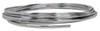 redline rv trim plastic molding chrome edge - 50' roll