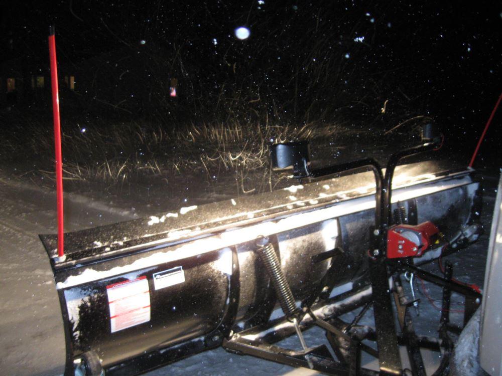 "Off-Road Lighting Kit for SnowBear Snowplows - 6"" Long x 4"" Tall - Halogen - 55 Watts Light Kit SB324-127"