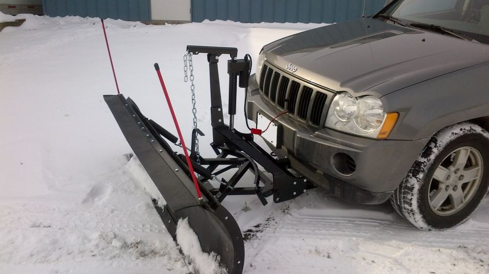 SB324-168 - 82 Inch Wide SnowBear Snow Plow