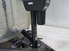 0  camper jacks stromberg carlson a-frame jack electric trailer - drop leg 23 inch lift 4 500 lbs black