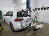 "Kuat Sherpa 2.0 2-Bike Platform Rack - 1-1/4"" Hitches - Tilting - Pearl Wheel Mount SH12P on 2018 Volkswagen GTI"