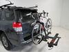 "Kuat Sherpa 2.0 2-Bike Platform Rack - 2"" Hitches - Tilting - Gray Class 3 SH22G on 2012 Toyota 4Runner"