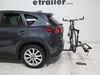 2016 mazda cx-5 hitch bike racks kuat tilt-away rack fold-up fits 2 inch sh22g
