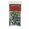 snap-loc accessories and parts e track screws e-track wood - qty 20