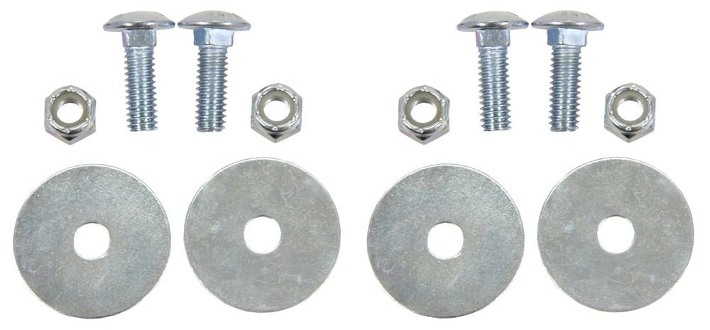 Carriage Bolt Hardware for Snap-Loc E-Track Tie-Down Anchors E-Track Parts SLHCBDS-P
