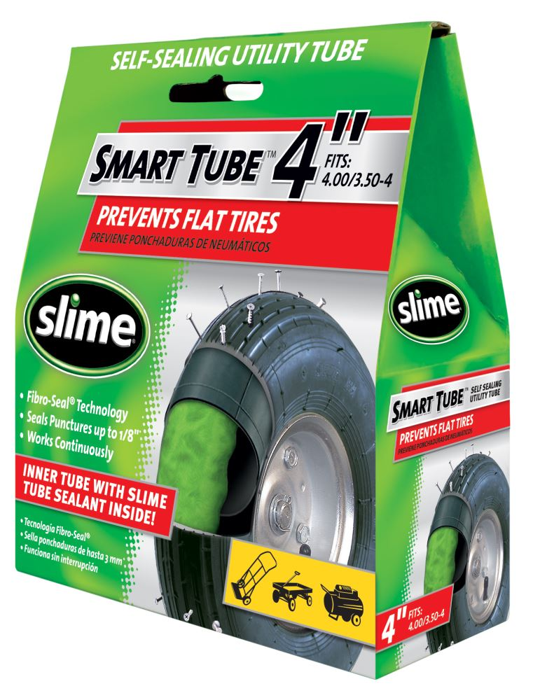 Slime 4 Inch Tire Tire Inflation and Repair - SLM30010