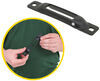 snap-loc e track e-track anchor rails tie-down - square mounting hole bolt on 1 000 lbs black qty