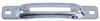 snap-loc e track anchor rails e-track tie-down - square mounting hole bolt on 1 000 lbs matte zinc qty