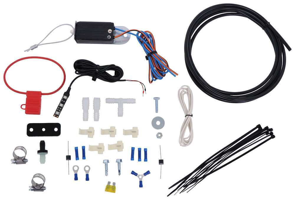 Demco SBS Reinstall Kit for Stay-IN-Play DUO Supplemental Braking System Second Vehicle Kit SM6270