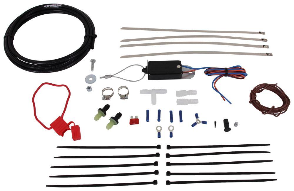 Demco SBS Reinstall Kit for Air Force One Supplemental Braking System Hardware SM99226