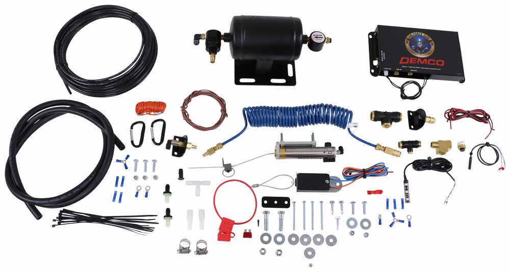 Tow Bar Braking Systems SM99243 - One Time Set-Up - Demco