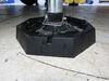 SN74FR - Round Foot SnapPad RV Jack Pads