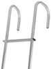 SP502L - Silver Surco Products Exterior Ladders