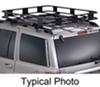 "Surco Safari Rack 5.0 Rooftop Cargo Basket for Thule Roof Racks - 50"" Long x 45"" Wide Square Bars SPS4550-T400"