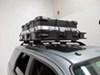 SPS4550-T400 - Medium Length Surco Products Roof Basket on 2008 Mercury Mariner