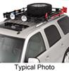 "Surco Safari Rack 5.0 Rooftop Cargo Basket - 50"" Long x 45"" Wide Basket SPS4550"
