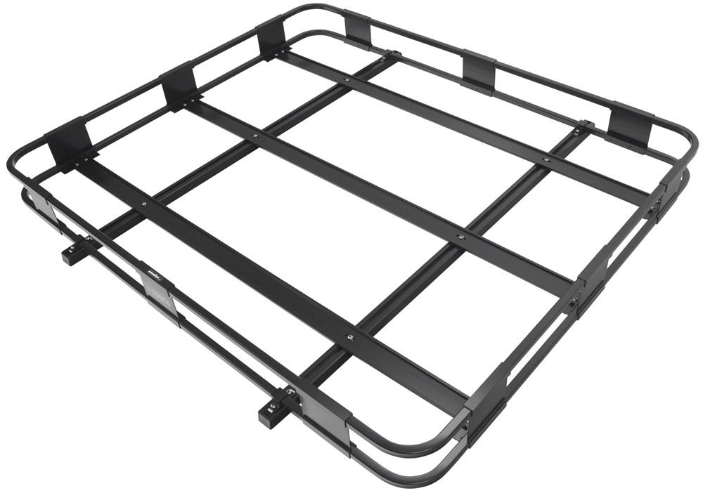 "Surco Safari Rack 5.0 Rooftop Cargo Basket for Thule Roof Racks - 60"" Long x 45"" Wide Long Length SPS4560-T400"