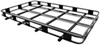 """Surco Safari Rack 5.0 Rooftop Cargo Basket for Thule Roof Racks - 84"""" Long x 50"""" Wide Extra Large Capacity SPS5084-T400"""