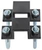 Mounting Adapters for Surco Safari Rack 5.0 Rooftop Cargo Basket - Yakima Roof Rack Fit Kit SPY400
