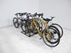 SportRack Indoor/Outdoor Bicycle Parking Stand - Double Sided - 6 Bikes Wheel Mount SR0010