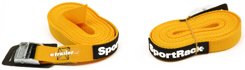 SportRack Cam Buckle Strap,Cinch Strap Boat Tie Downs - SR0701