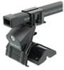 """SportRack Semi-Custom Roof Rack for Naked Roofs - Square Crossbars - Steel - 45-1/2"""" Long 2 Bars SR1003"""