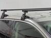 """SportRack Semi-Custom Roof Rack for Naked Roofs - Square Crossbars - Steel - 50"""" Long 2 Bars SR1010 on 2013 Ford Edge"""