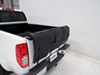 Softride Tailgate Pad Bicycle Transporter for Mid-Size Pickup Trucks Tailgate Mount SR26461 on 2015 Nissan Frontier