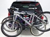 0  hitch bike racks sportrack tilt-away rack fits 1-1/4 inch 2 and sr2703