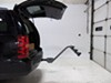 0  hitch bike racks sportrack hanging rack fits 1-1/4 inch 2 and on a vehicle
