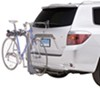 sportrack hitch bike racks hanging rack 3 bikes pathway deluxe - 1-1/4 inch 2 hitches single arm locking tilting