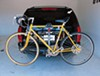 0  hitch bike racks sportrack hanging rack tilt-away pathway deluxe 3 - 1-1/4 inch 2 hitches single arm locking tilting