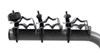 "SportRack Pathway Deluxe 3 Bike Rack - 1-1/4"", 2"" Hitches - Single Arm - Locking - Tilting Bike Lock SR2703"