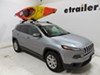 2015 jeep cherokee watersport carriers sportrack kayak aero bars factory round square elliptical carrier with tie-downs - j-style fixed arms roof mount