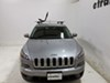 2015 jeep cherokee watersport carriers sportrack roof mount carrier aero bars factory round square elliptical on a vehicle