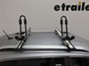 2015 jeep cherokee watersport carriers sportrack kayak clamp on carrier with tie-downs - j-style fixed arms roof mount