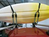 0  watersport carriers sportrack kayak roof mount carrier with tie-downs - j-style fixed arms