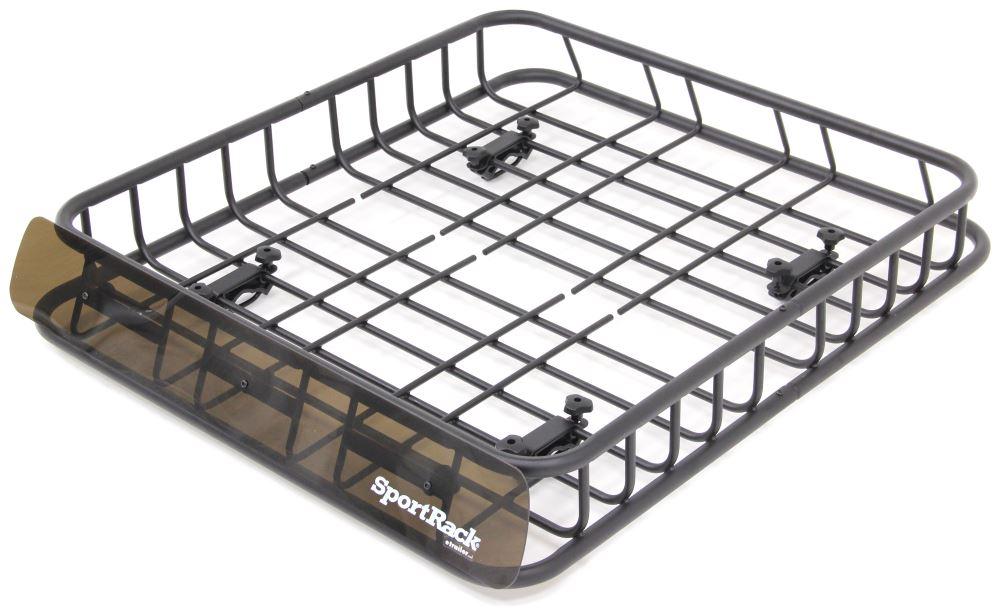 SportRack Square Bars,Round Bars,Factory Bars,Aero Bars,Elliptical Bars Roof Basket - SR9035