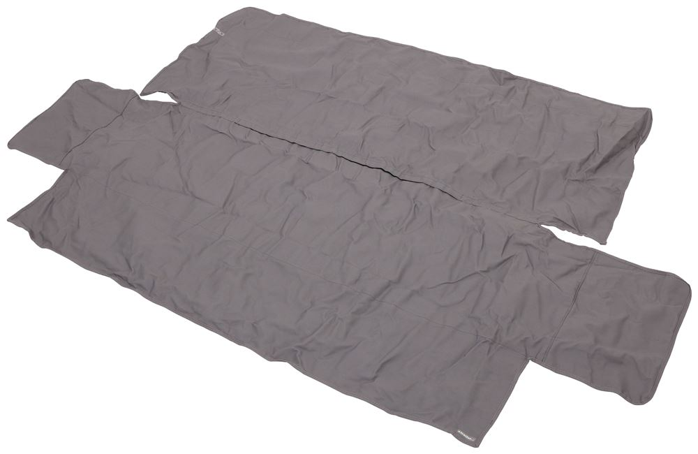 """Canine Covers SofaSaver Seat Protector - 70"""" Wide x 18"""" Deep - Gray 18 Inch Deep SRS002GY"""