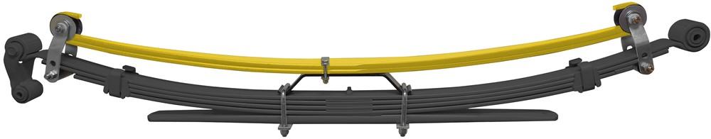 SuperSprings Light Duty Vehicle Suspension - SSA12MTKT
