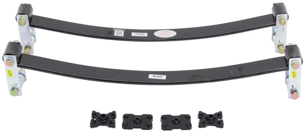 SSA25 - Leaf Springs SuperSprings Vehicle Suspension