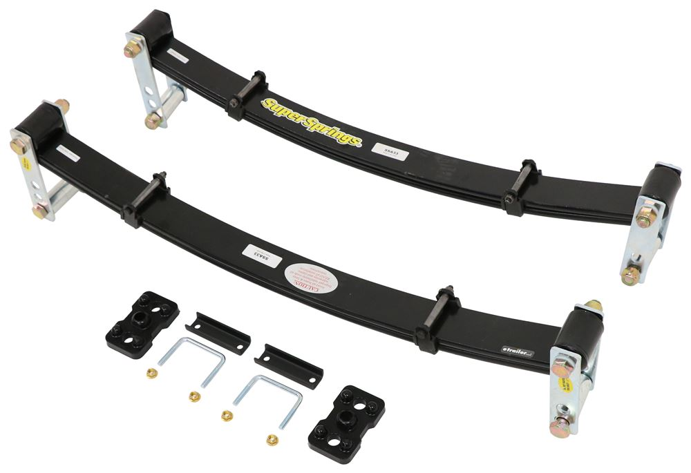 SuperSprings Custom Suspension Stabilizer and Sway Control Kit Extra Heavy Duty SSA33