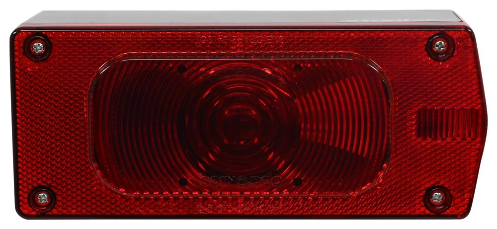 ST36RB - Red Optronics Trailer Lights
