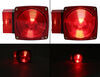 ST3RB - Stop/Turn/Tail,Side Marker,Rear Clearance,Side Reflector,Rear Reflector,License Plate Optronics Trailer Lights