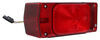 ONE LED Trailer Tail Light - 6 Function - Submersible - 6 Diodes - Red Lens - Driver Side LED Light STL0067RPG