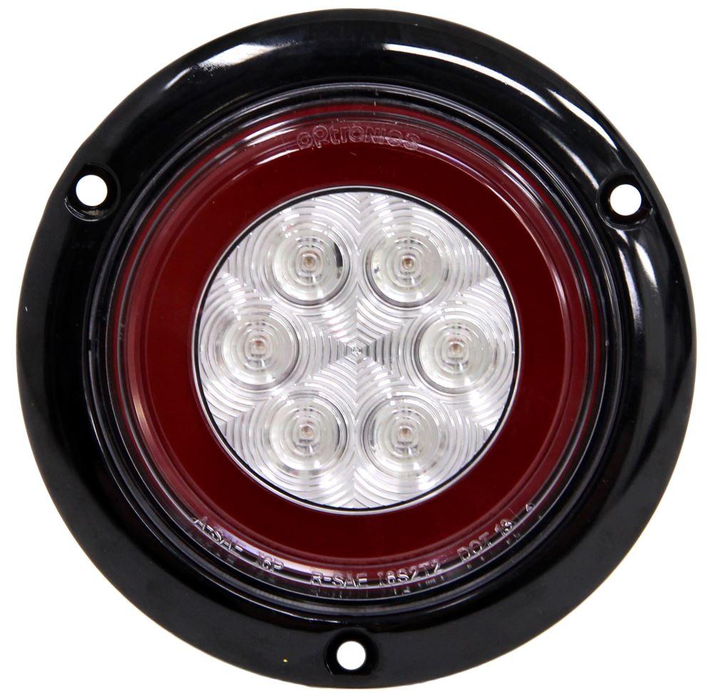 Trailer Lights STL101RCFMB - 4 Inch Diameter - Optronics