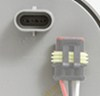 STL111RMB - 6-1/2L x 2W Inch Optronics Tail Lights