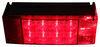 Optronics Rectangle Trailer Lights - STL14RB